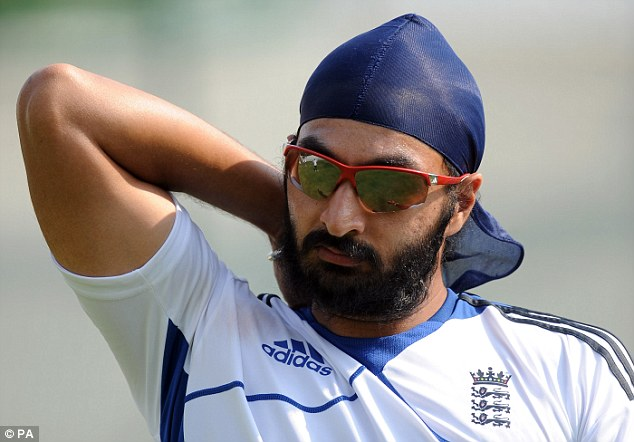 Shamed: Monty Panesar is a firm favourite with cricket fans, but his off-field exploits have landed him in trouble