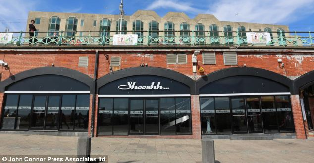The incident happened at Shooshh nightclub on Brighton beach on Monday night when Panesar was kicked out of the club