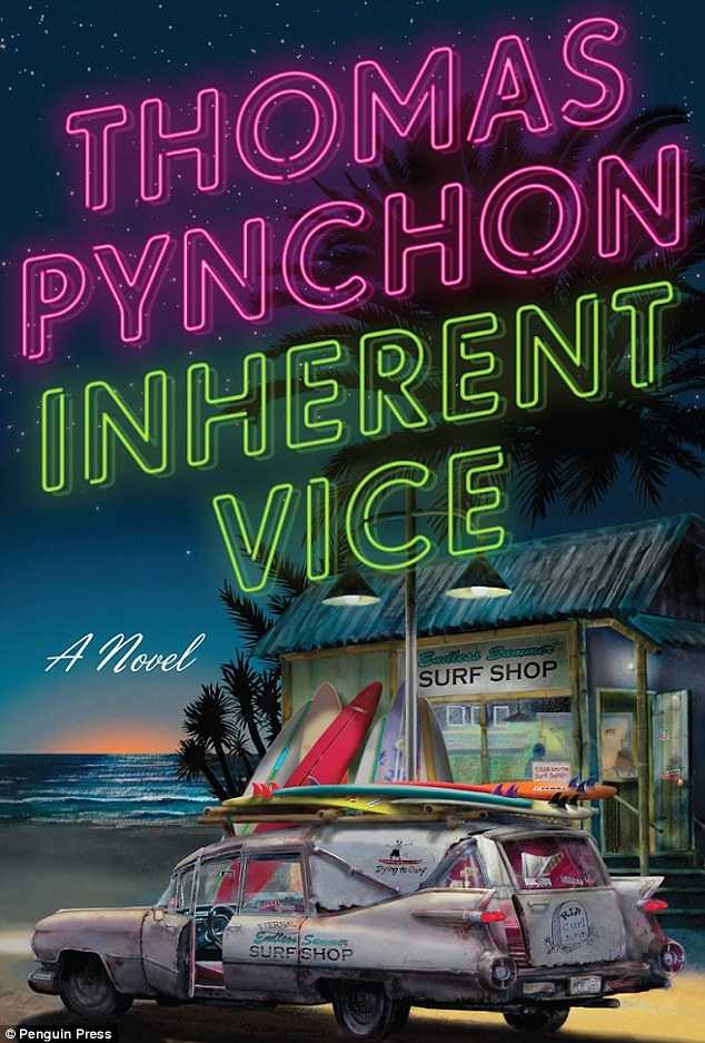 Reuniting with Joaquin: Witherspoon plays a lawyer called Penny in Paul Thomas Anderson's Inherent Vice - due out December 12 - based on the 2009 Thomas Pynchon novel