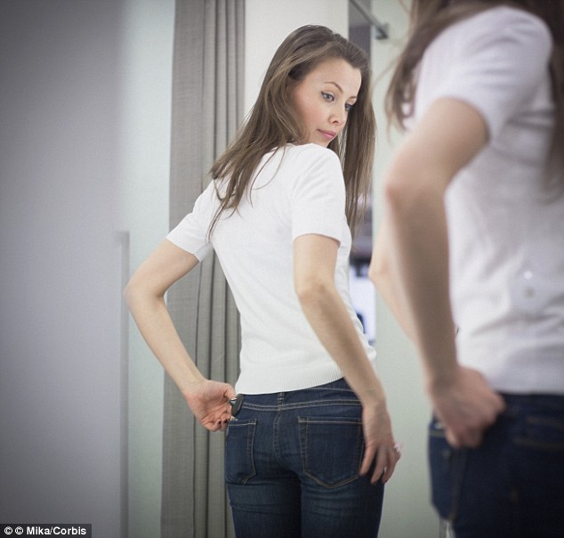 Nearly half of British women lie about their dress size to friends, colleagues and partners after failing to slim down for summer