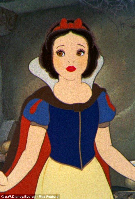 Snow White: The star of Snow White and the Seven Dwarfs (1937) and the studio's first animated feature. It's loosely based on the German fairy tale of the same name by the Brothers Grimm