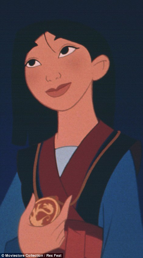 Mulan Missoni: Produced in 1998, the film is set in China during the Han Dynasty