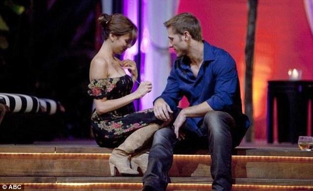 A shot at love: Gia and Jake Pavelka on Season 14 of The Bachelor