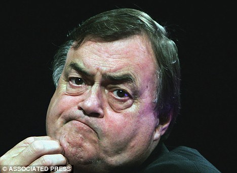 Lord Prescott has spoken out about a Northern Ireland-based student that Oxford refused to accept despite him having seven A grades