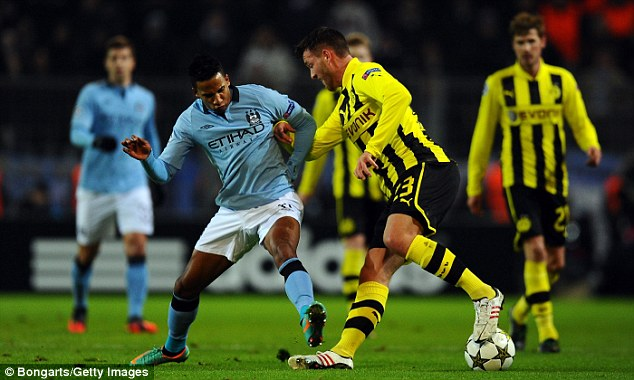 Getaway: Sinclair may also be on his way to the Hawthorns from Manchester City