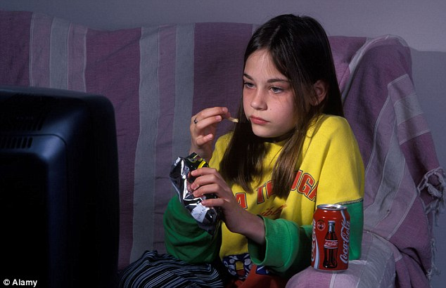 Fizzy drinks: A study found that boys and girls who had four of the drinks, such as cola, a day were more than twice as likely to get into fights, compared with those who drank other beverages (file picture)