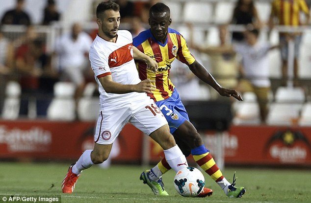 Strengthened: Aly Cissokho has joined Liverpool on loan for the season