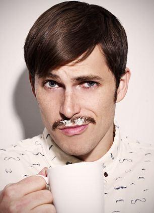 Movember encourage men to grow moustaches to raise money for prostate cancer