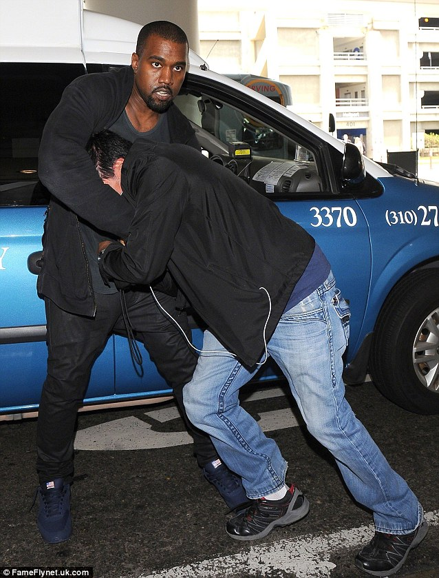 No charges: The Los Angeles District Attorney's office announced that they will not be prosecuting Kanye West in connection with his July 19 paparazzi fight at LAX