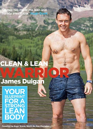 James has written Clean & Lean Warrior to encourage other men to follow his example