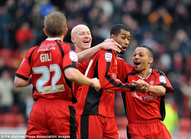 Homeward bound? Gray has not played in England since he turned out for Walsall in 2011, but says he is ready to return from Cyprus
