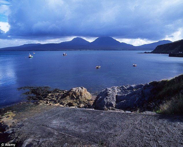 With all that space and rugged countryside, Jura is a veritable outdoor gym for the athletically-minded