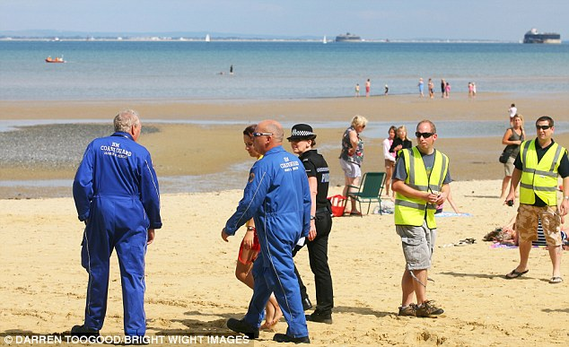 Response: The MCA had advised anyone who saw the missing children in the Ryde area to call 999