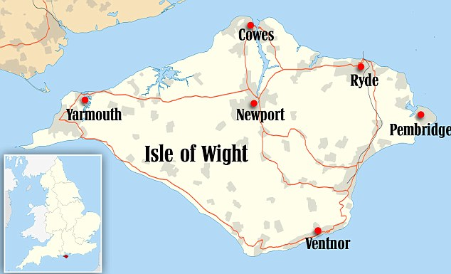 Location: The boys were reported to have been missing from the beach area of Ryde on the Isle of Wight