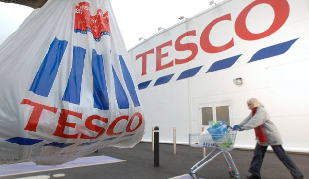 Every little helps: Tesco failed to stick to rules that govern how discounts are displayed.