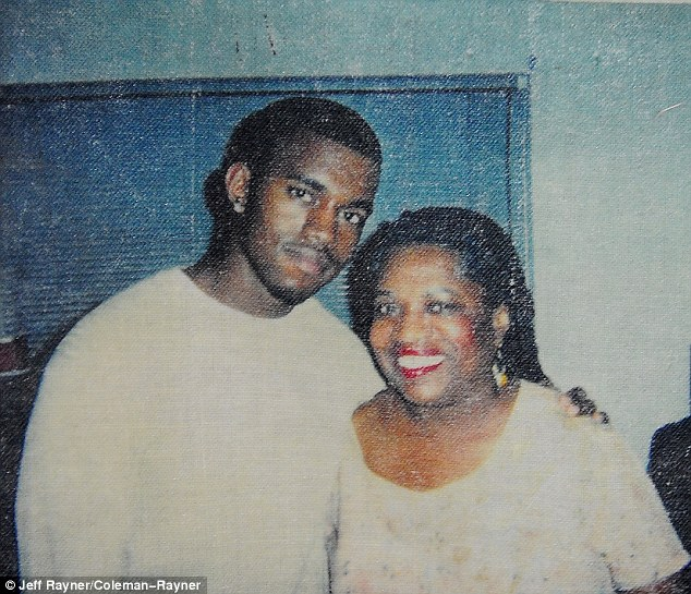 Still in mourning: Kanye tragically lost his beloved mother-turned-manager Donda in 2007 when she died of complications from cosmetic surgery