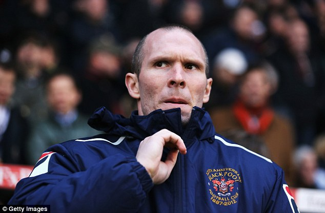In with a shout: Former Portsmouth, Blackpool and Blackburn boss Michael Appleton is also a contender
