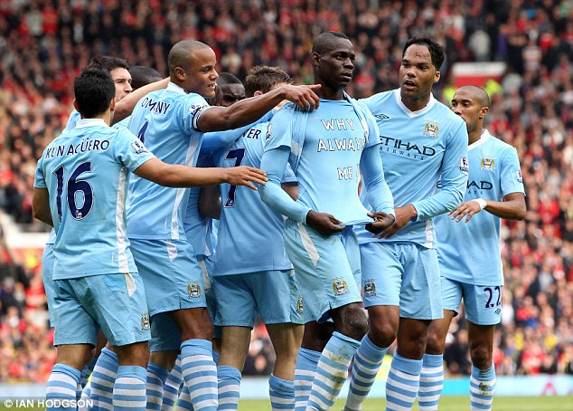 Why always him? Balotelli is the king of controversy