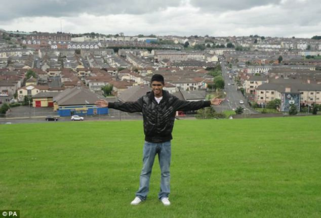 Ajmol's headteacher said his last memory of the keen boxer was when he volunteered to be part of a peace project in Northern Ireland