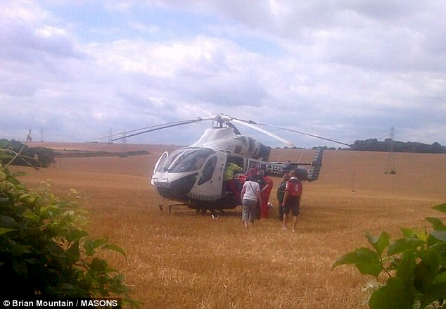 Villagers in the English countryside have hit out at French poachers who are crossing the channel to their fields for shooting sessions. A teenage rider was thrown from her horse after it got spooked by sudden loud firing last Wednesday