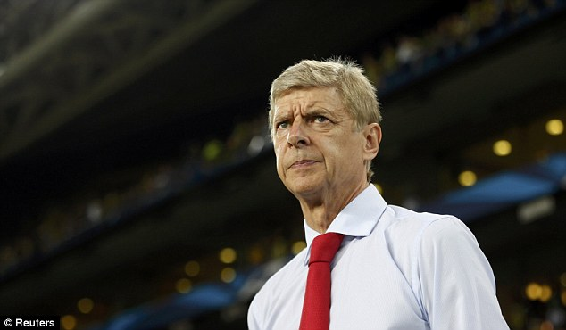 Response: Arsene Wenger has been under pressure for Arsenal's lack of transfer activity