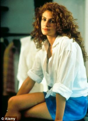 Julia Roberts in the 1990 film Pretty Woman