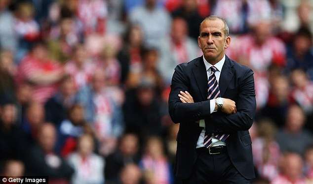 Incident: Paolo Di Canio and two others were given a talking to after a late-night hotel incident