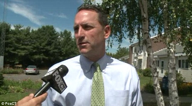 Compromise: State Senator Paul Doyle is acting as the Nowicki's attorney helped them reach a compromise