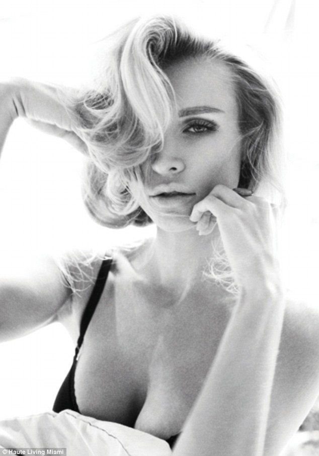 Married life suits her! Joanna Krupa opened up to Haute Living Miami about her new life, which was accompanied by a stunning black and white photo shoot