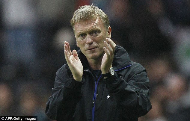 Untrue: Mourinho has said Chelsea's pursuit of Rooney has not been done to undermine the position of Moyes at United