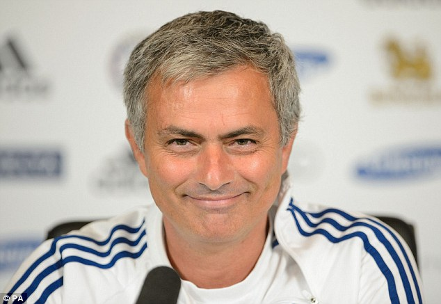 One more try: Chelsea manager Jose Mourinho has confirmed the Blues will make a final offer for Rooney