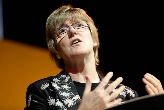 Drugs admission: Dame Sally Davies admitted to trying cannabis cookies when she attender university