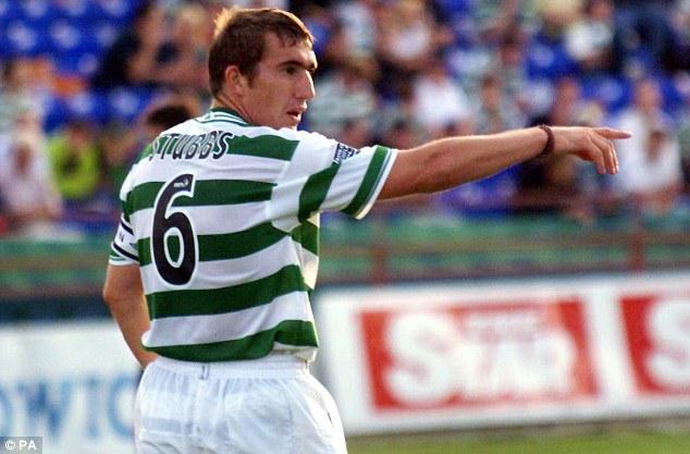 Celtic warrior: Alan Stubbs has twice battled cancer
