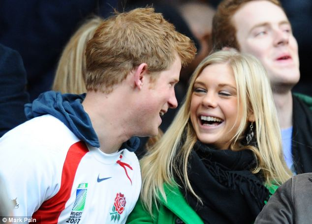 Prince Harry and ex-girlfriend Chelsy Davy dated on-off for seven years but split in 2011