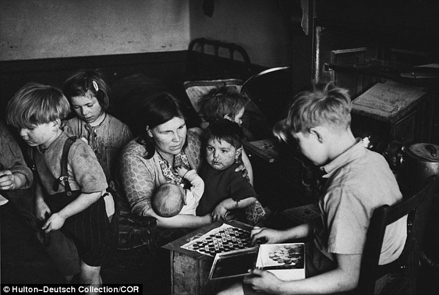 The report compares children's lives with data collected from a study called Born To Fail published in 1969
