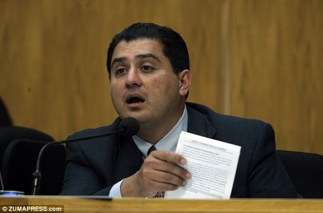 Shock? Democrat Ben Hueso, San Diego council president at the time, claims he twice walked in on DeMaio masturbating