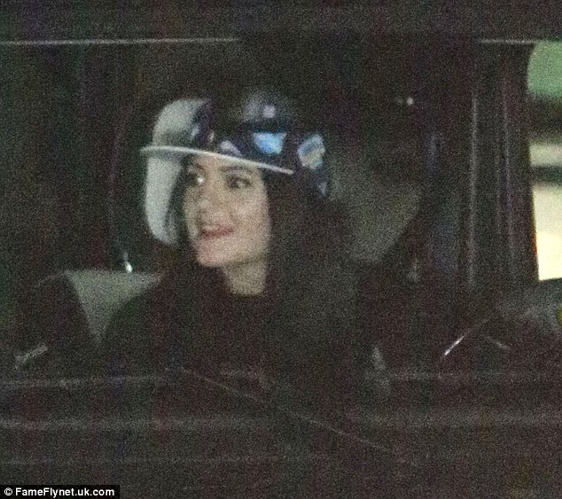 Kylie Jenner has been more than happy to play chauffeur to her friends since receiving a $125,000 Mercedes SUV for her birthday