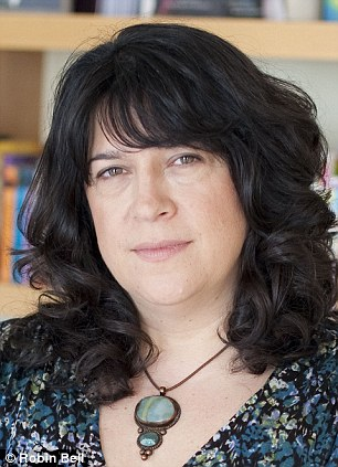 E L James, author of best selling book, 50 Shades of Grey
