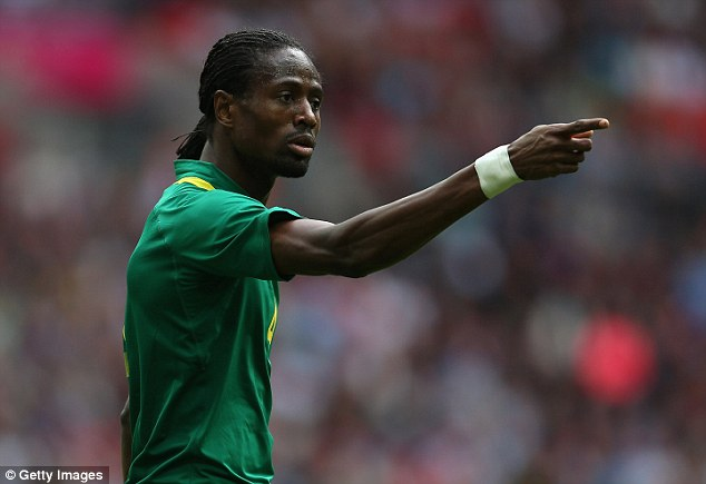 Moving to England? Abdoulaye Ba played for Senegal in the London Olympics