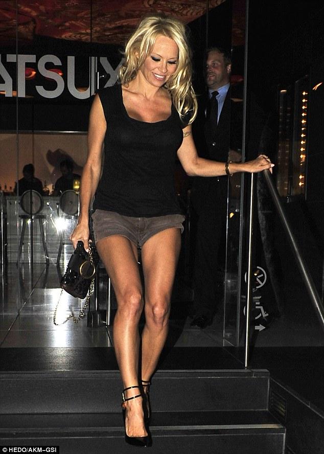 Paula Abdul Wardrobe Malfunction Brittny Gastineau Has