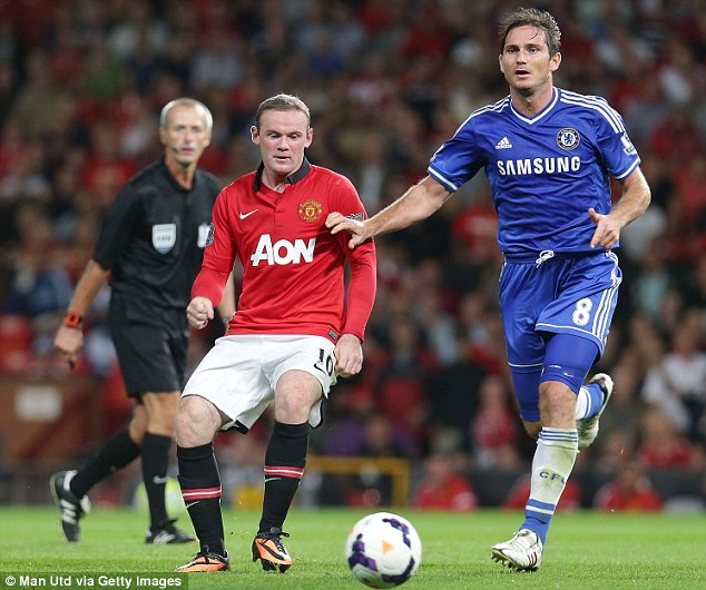 Favourites: Frank Lampard (right), John Terry (below left) and Petr Cech will always respond to Mourinho
