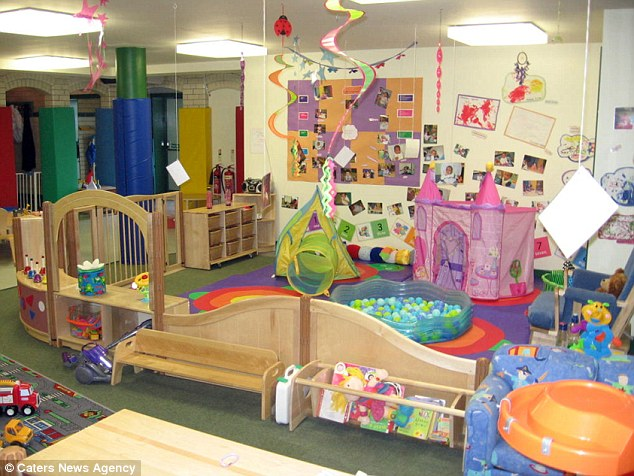 Questions: The report said among the failings was a lack of supervision and poor management of the nursery (pictured)