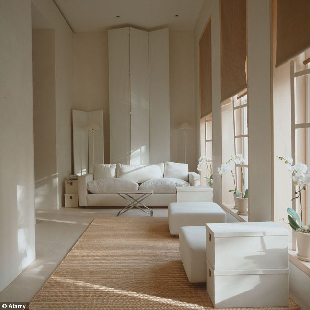 Minimalist: Other boutique hotels may want to furnish their rooms with a slice of London history