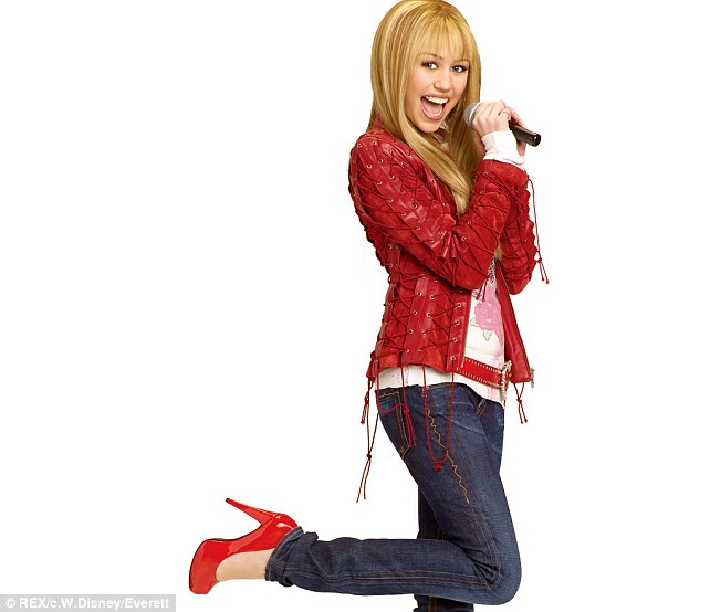 Miley Cyrus is the Disney Channel phenomenon, the former child star who played the super-wholesome Hannah Montana in the series of the same name