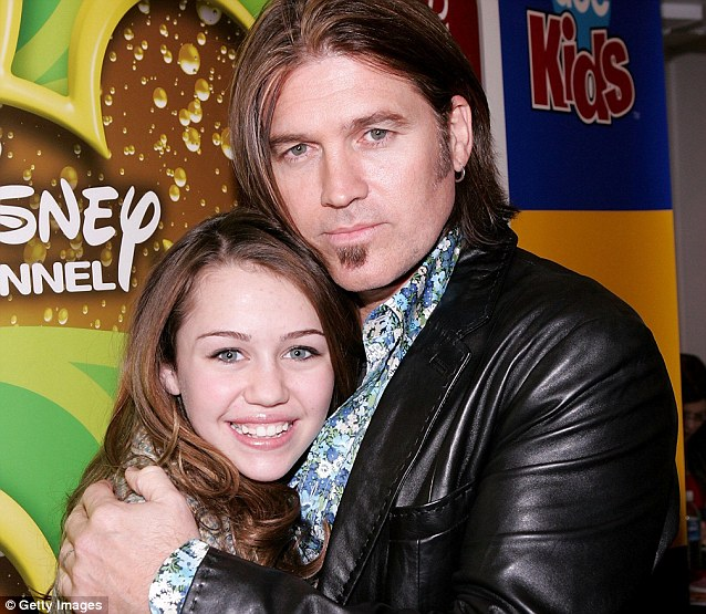 Billy Ray Cyrus has said he worked hard to raise Miley right and is confident she will grow up to be a well-adjusted adult