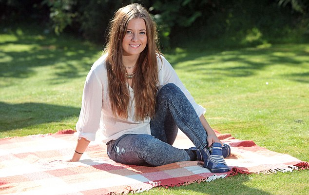 Emma Dutton is swapping her home in Cheshire for campus life in Warwick