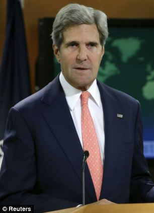 On Monday Secretary of State John Kerry announced that the U.S. government would be retaliating - in some form - against Bashar al-Assad¿s regime in Syria for using chemical weapons on citizens
