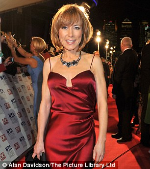 Back to school: Mother-of-four Sian Williams already has a qualification in trauma counselling