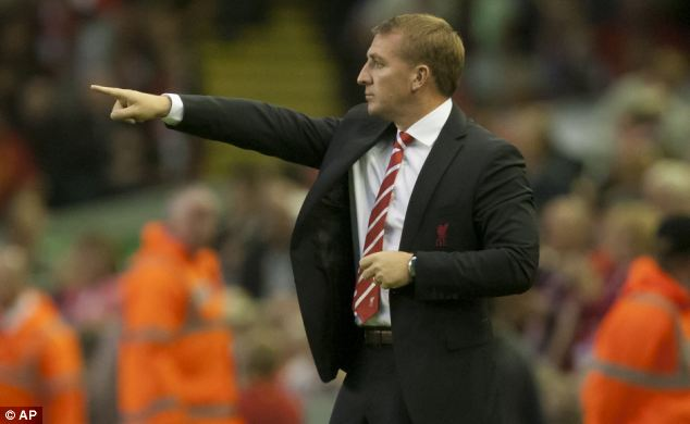 Brendan Rodgers will be hoping Sturridge continues his form against Manchester United