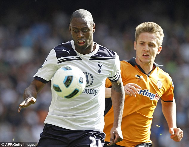 Spurs favourite: Ledley King's career was blighted by injury but the defender believes Tottenham can better Arsenal